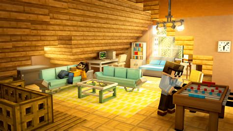 How To Make Furniture In Minecraft Xbox360