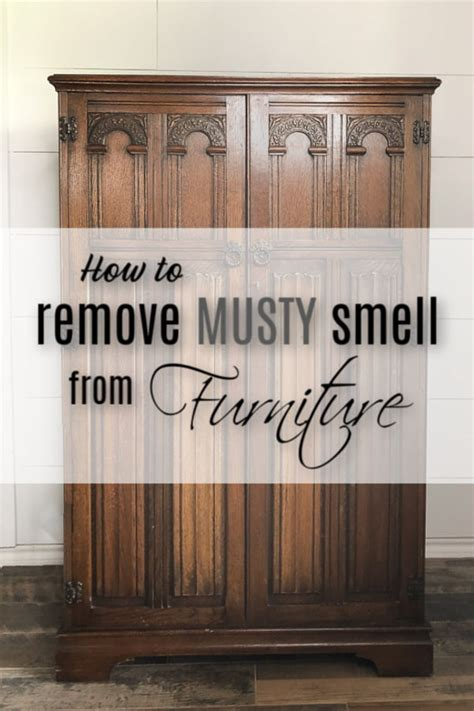 How To Make Furniture Not Stink