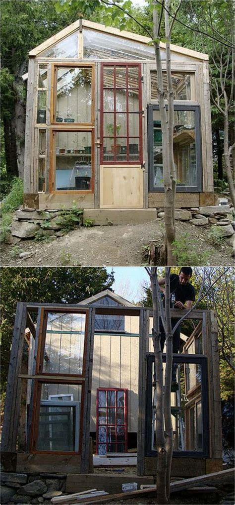 How To Make Garden Shed Windows