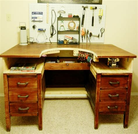 How To Make Jewellers Bench