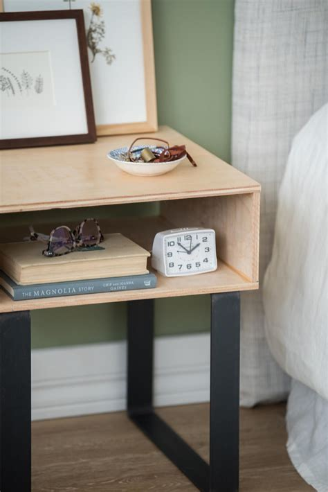 How To Make Side Table