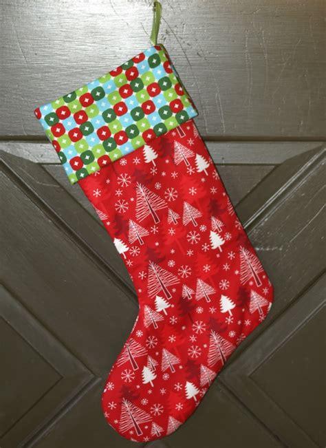 How To Make Stockings For Christmas
