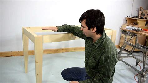 How To Make Table