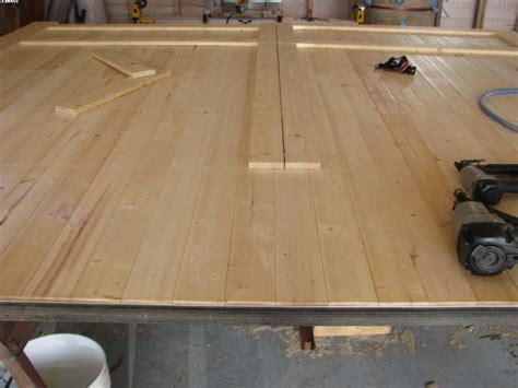 How To Make Timber Garage Doors