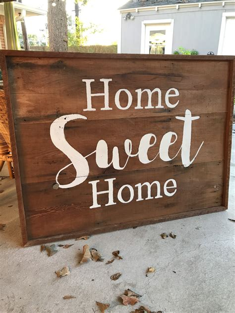How To Make Wooden Signs
