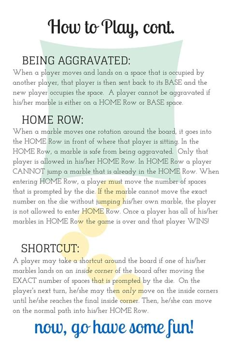 How To Play Aggravation Board Game