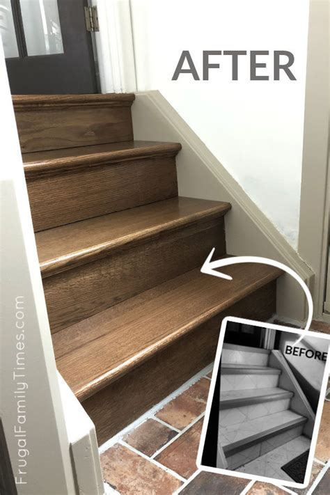 How To Replace Steps On Staircase