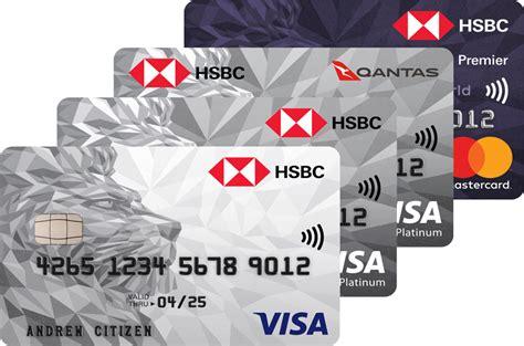 Credit Card Best Buy Hsbc Hsbc Credit Cards Online Hsbc Australia