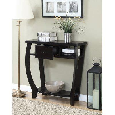 Hubbard Wood Grain Console Table