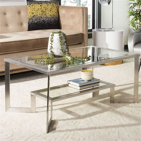 Huling Brushed Coffee Table