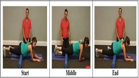hurt hip flexor from squatting birth bar
