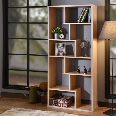 Huseman Cube Unit Bookcase