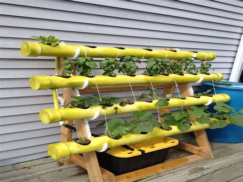 Hydroponic System Diy Plans