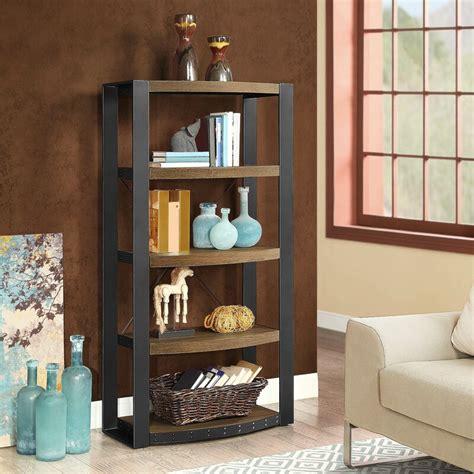 Hylton Etagere Bookcase
