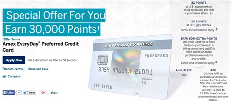 I Want To Apply For Credit Card Reform The Amex Everydayr Credit Card From American Express Learn