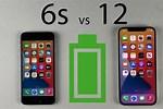 iPhone 12 vs 6s