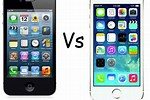iPhone 4S vs iPhone 5S