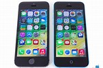 iPhone 5C vs 5S