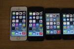 iPhone 5S vs 4