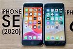 iPhone 6 vs SE 2020