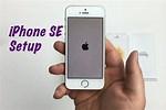 iPhone SE Setup