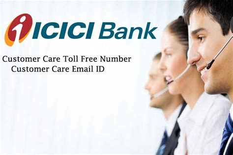 Credit Card Icici Toll Free Icici Customer Care Number Toll Free Number Head Office
