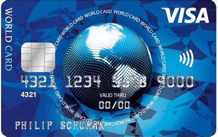 Ics Creditcard Online Visa De Visa World Card Voor Wereldwijd Betaalgemak Visa World