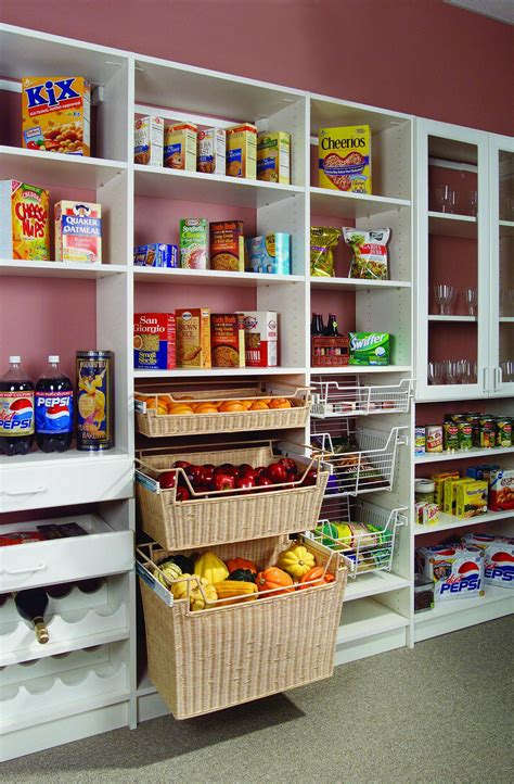 Ideas For A Pantry