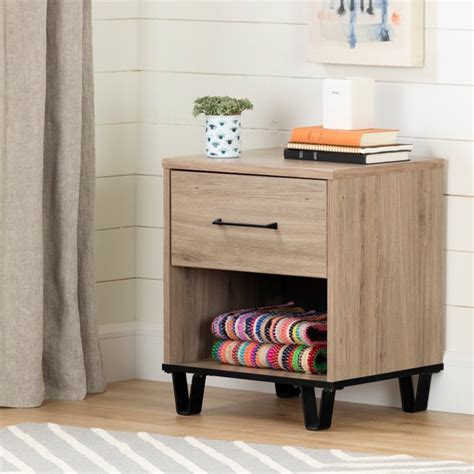 Ike 1 Drawer Nightstand