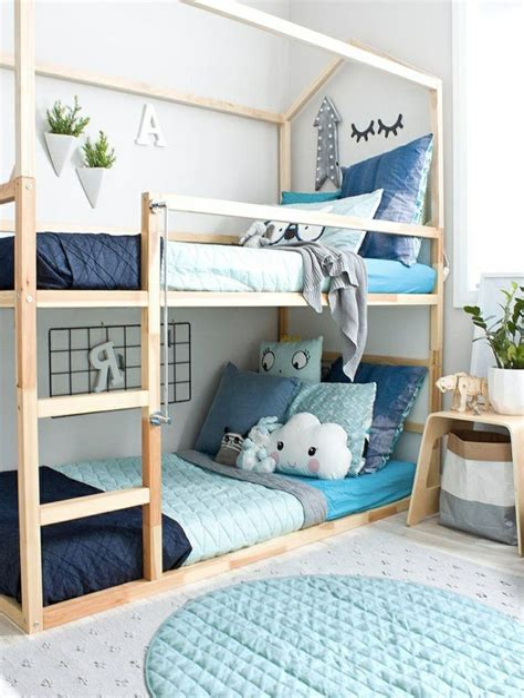 Ikea Kinderzimmer Bett