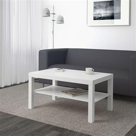 Ikea Lack Couchtisch Weiß