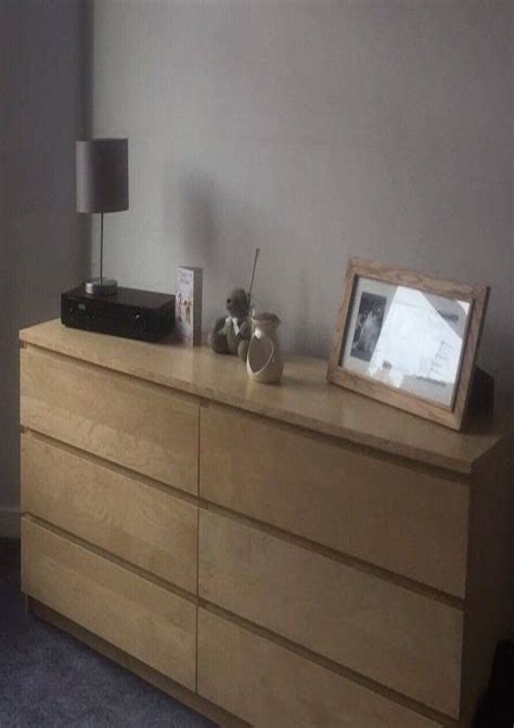 Ikea Dresser Light Wood