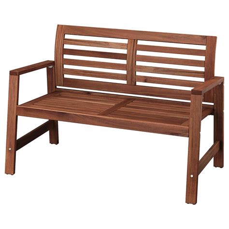 Ikea Wooden Bench