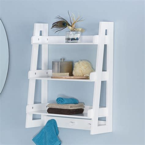 Ilovici Ladder Wall Shelf