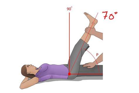image of hamstring and hip flexor tests for alzheimer's disease