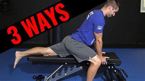 immediate hip flexor release massage in sandwich