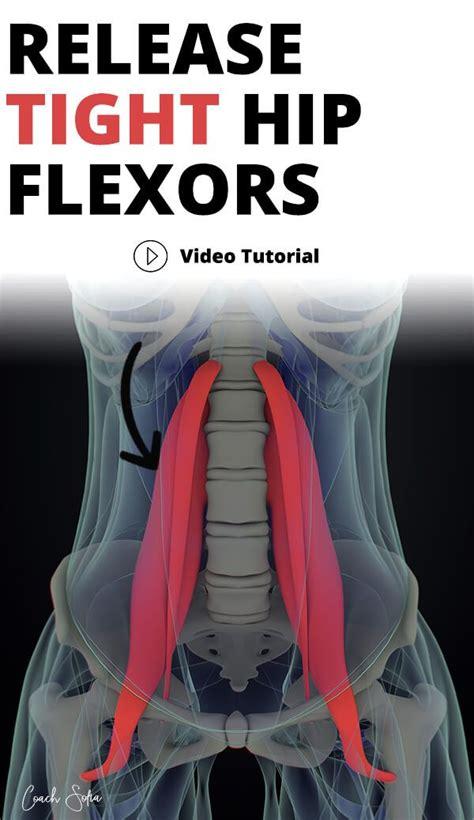 immediate hip flexor release surgery center