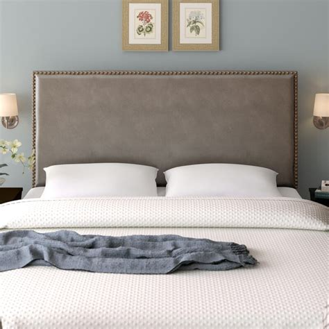 Immingham Upholstered Panel Headboard