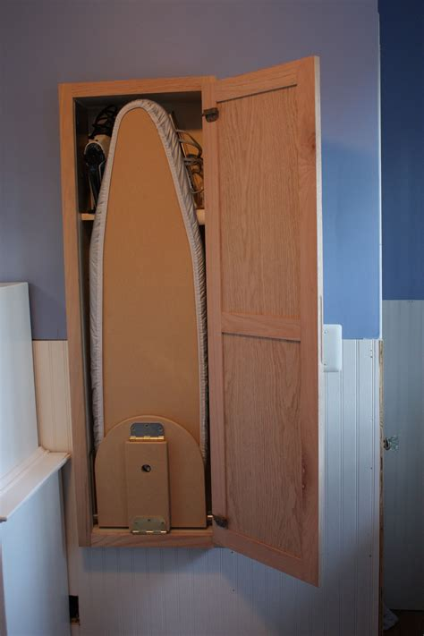 In The Wall Ironing Board Cabinet