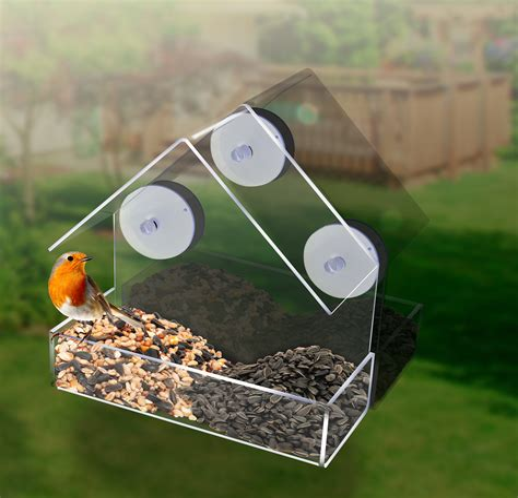 In Window Bird Feeder