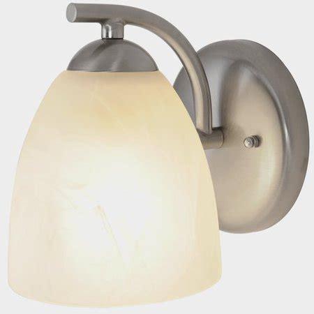 Incandescent 1-Light Bath Sconce