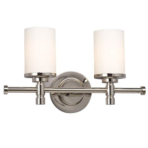 Incandescent 2-Light Vanity Light