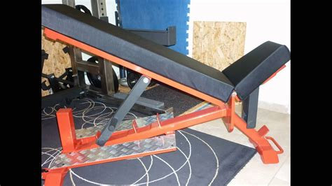 Incline Bench Diy