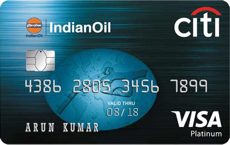 Citibank Credit Card Balance Check Sms Indianoil Citi R Platinum Credit Card Citi India