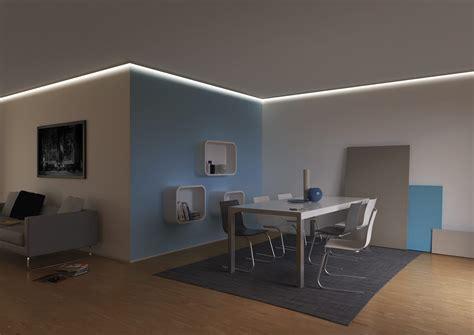 Indirektes Licht Wohnzimmer Decke