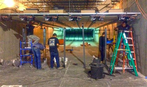 Gun-Builder Indoor Gun Ranges Builders.