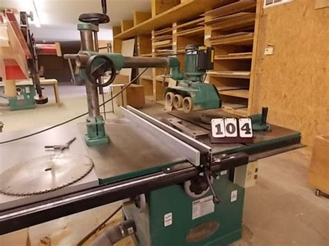 Industrial Woodworking Tools