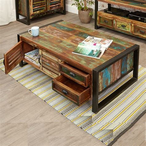Industriale Coffee Table