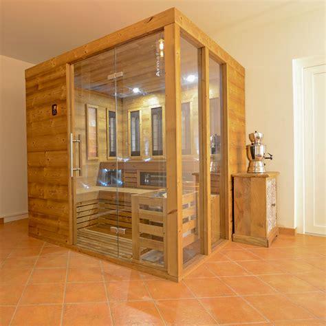 Infrarot Sauna
