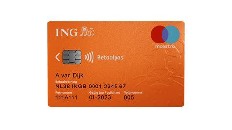 Ing Creditcard Kortingen Kredietkaart 29 Kaarten Visa En Mastercard De